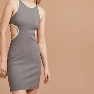 NEW WITH TAGS! Aritzia Wilfred Free dray dress